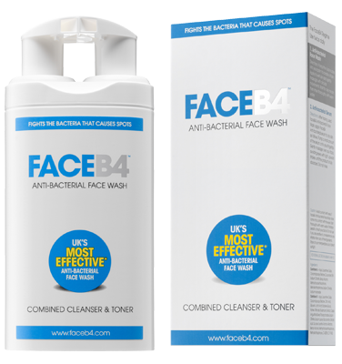 Anti-bacterial Face Wash