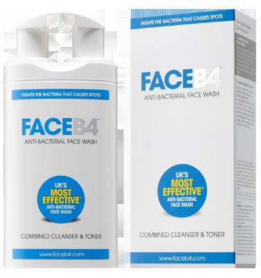 Anti-bacterial Face Wash