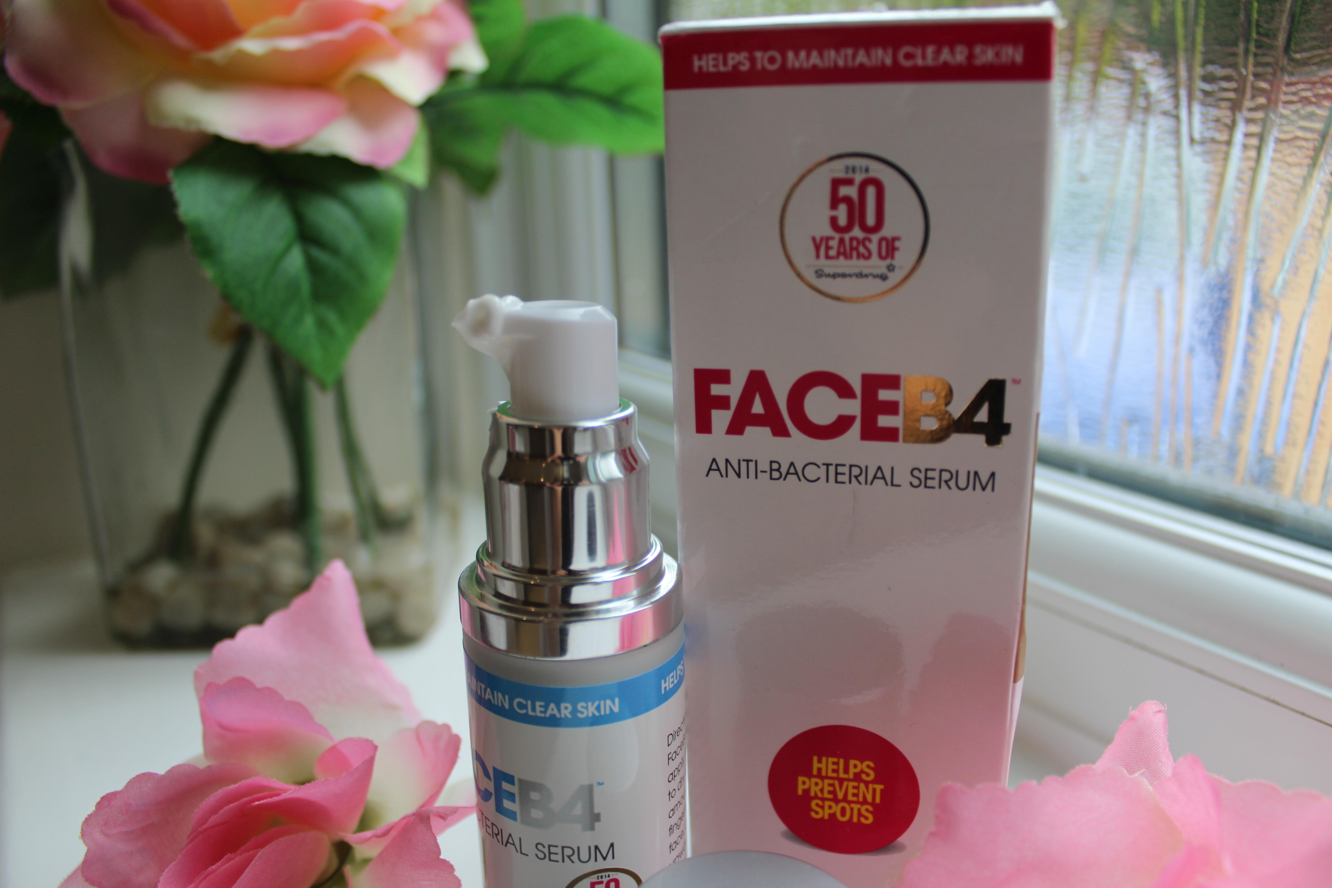 Face B4 Wash & Serum